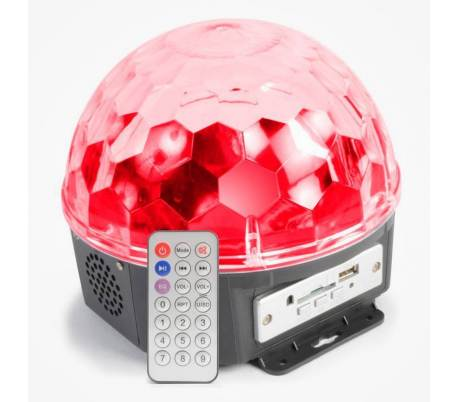Beamz Magic Jelly DJ Ball Mp3