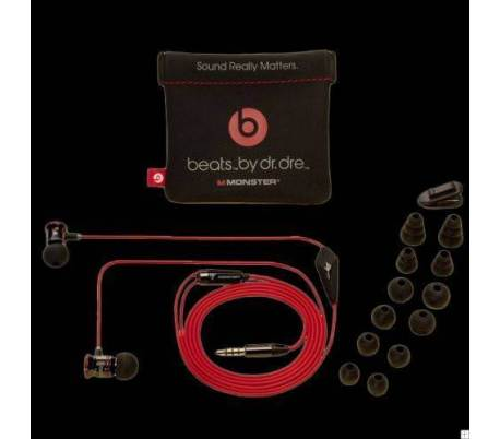 Auriculares Beats by Dr. Dre Ibeats Noir