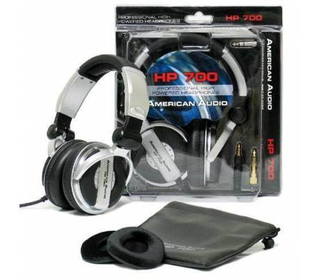 Auricular American Audio HP-700