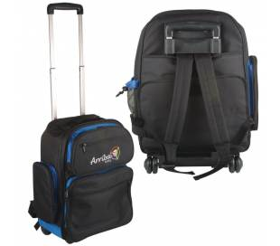 Arriba Cases LS-520 Wheeled Backpack